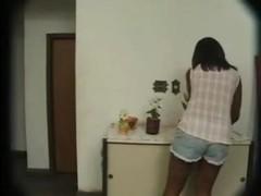 Porno carioca comendo a empregada gostosa