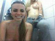 Caiu no zap video de duas gostosa na putaria no banheiro