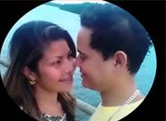 Michelle de  Aracaju caiu na net botando gaia no namorado