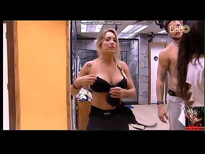 Jessica nua BBB18 Caiu na net mostrando os peitos grandes