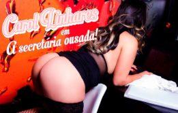 Video porno Carol Linhares Acompanhante em Secretária Ousada